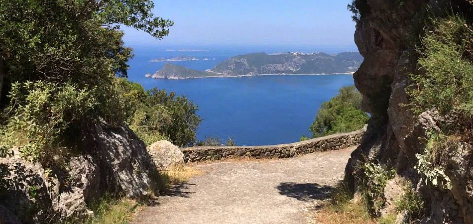 Corfu Trail Guide